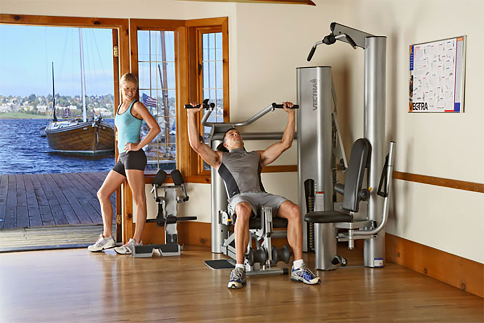 4 essentials for your new home gym