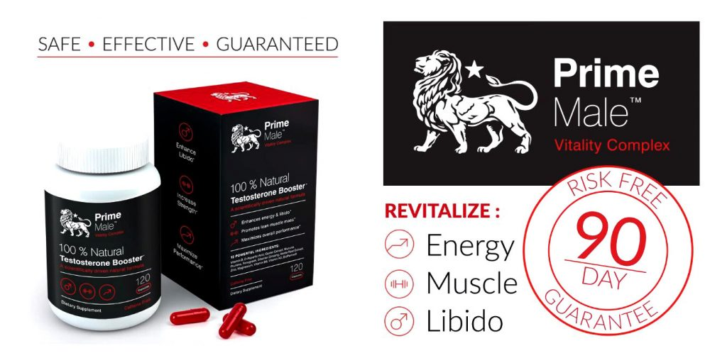 New Facts! PrimeMale: The Best Testosterone Booster. Full Review >>