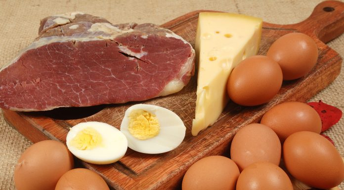 saturated fat healthy foods
