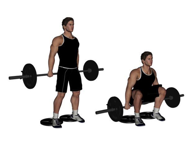 Barbell-Hack-Squat-fitness-workouts-gym-tips
