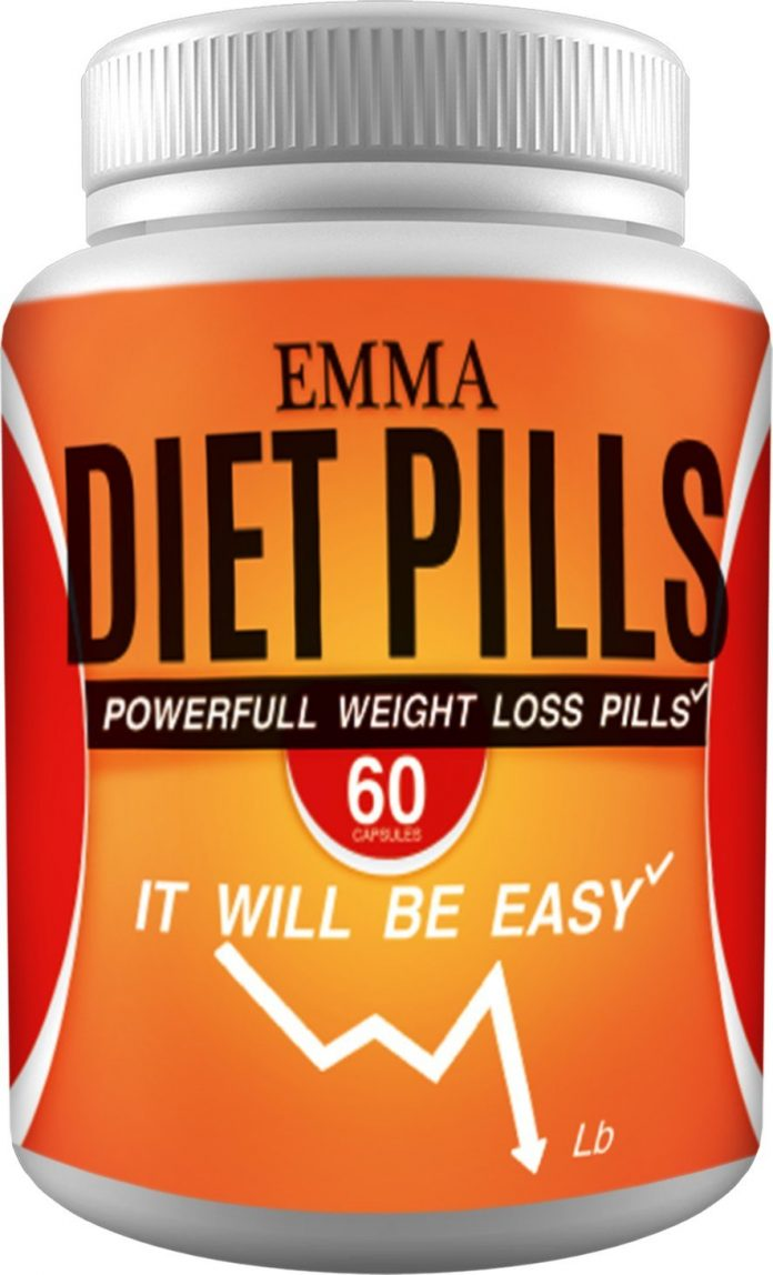 emma barraclough weight loss pill