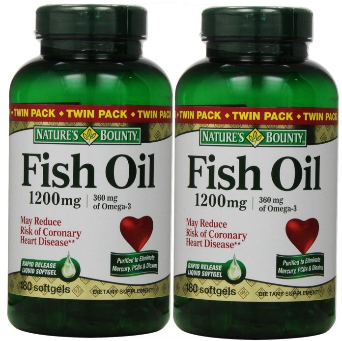 Heart health supplements user reviews best deals on for Fish oil pills for buttocks review