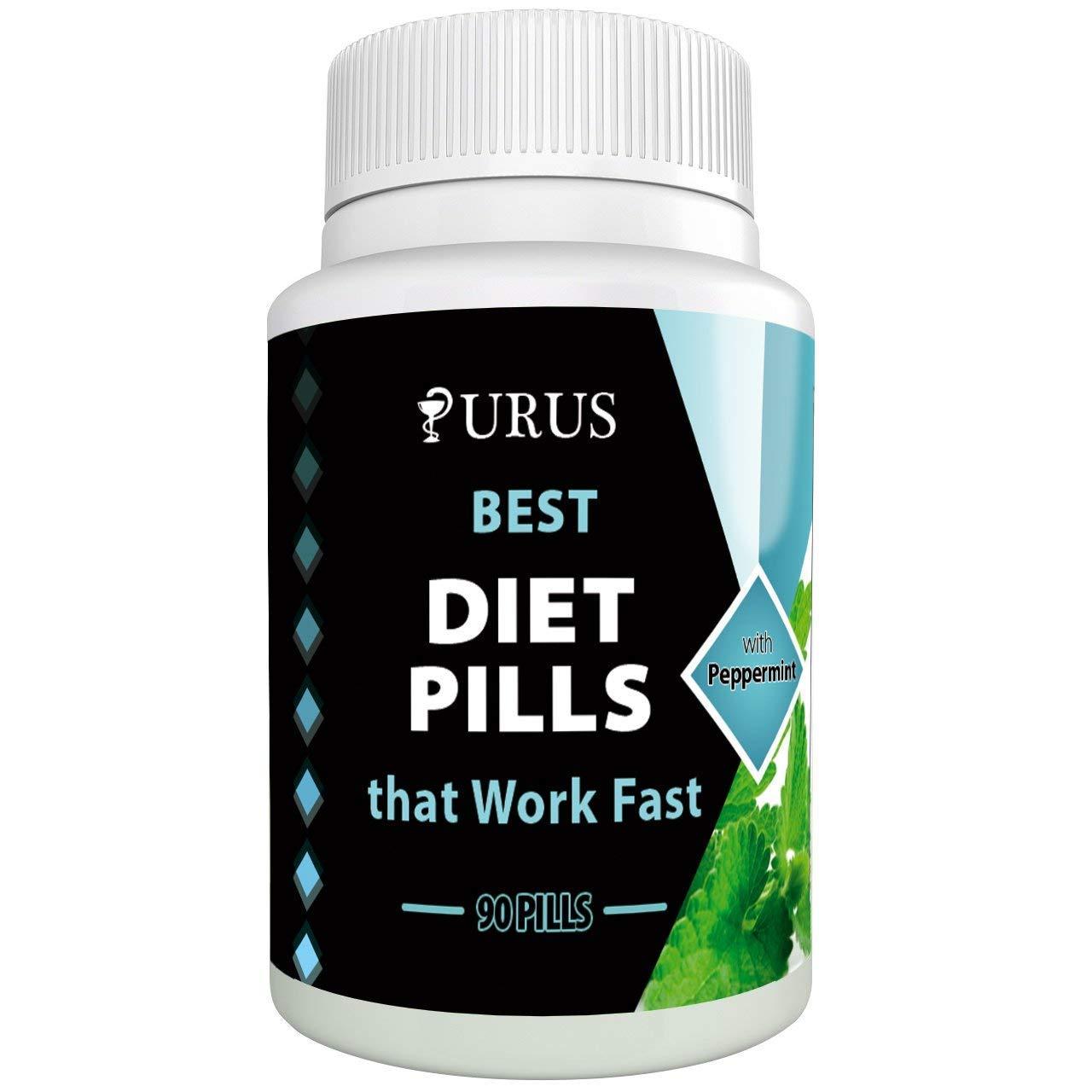 Peppermint Natural Diet Pills Effective Weight Loss