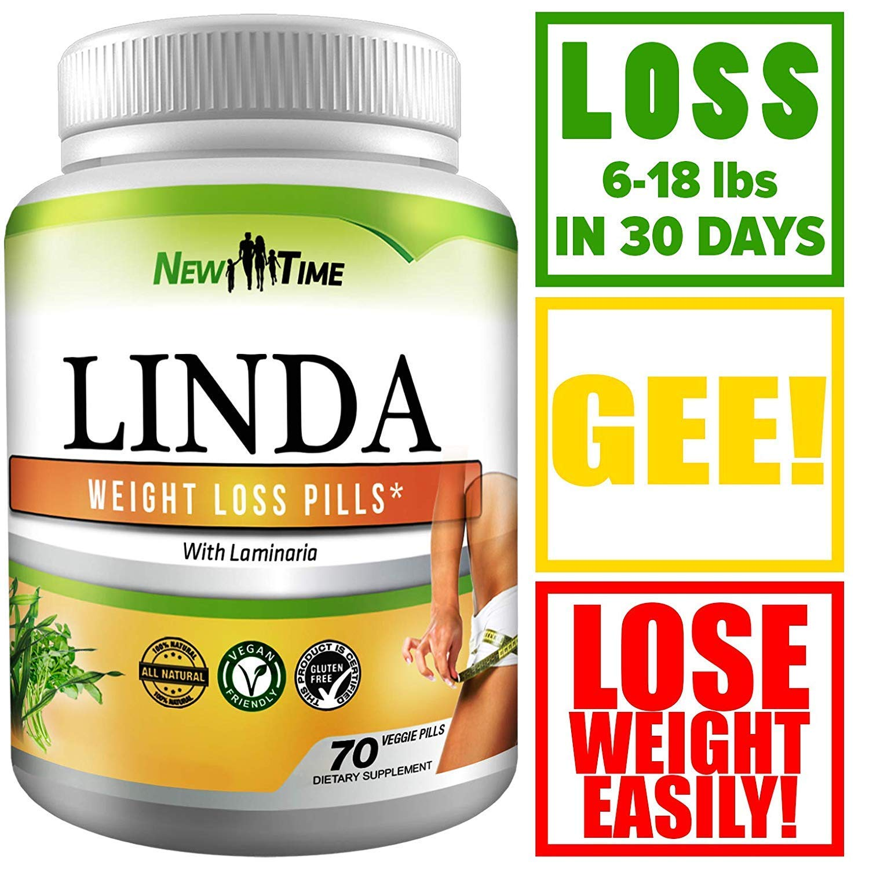 Linda Weight Loss Pills For Women Men Herbal Diet Supplements